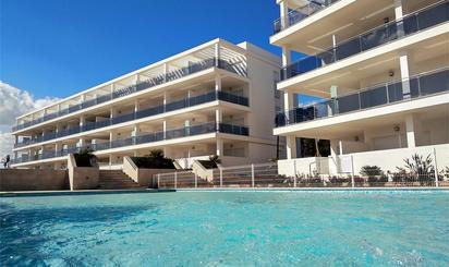 Pisos en venta con ascensor en Playa El Playazo -Vera Playa , Almería