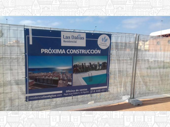 Foto 15 von Strasse Papa Juan Pablo II, 5 / Águilas ciudad, Águilas