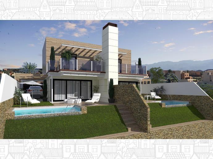 Foto 1 von Wohnsiedlung Valle del Este / Urb. Golf Valle Este (Vera)