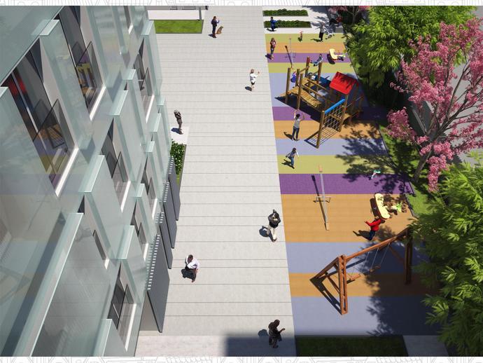 Foto 5 von Plaza España - Villa Pilar - Reyes Católicos - Vadillos (Burgos Capital)