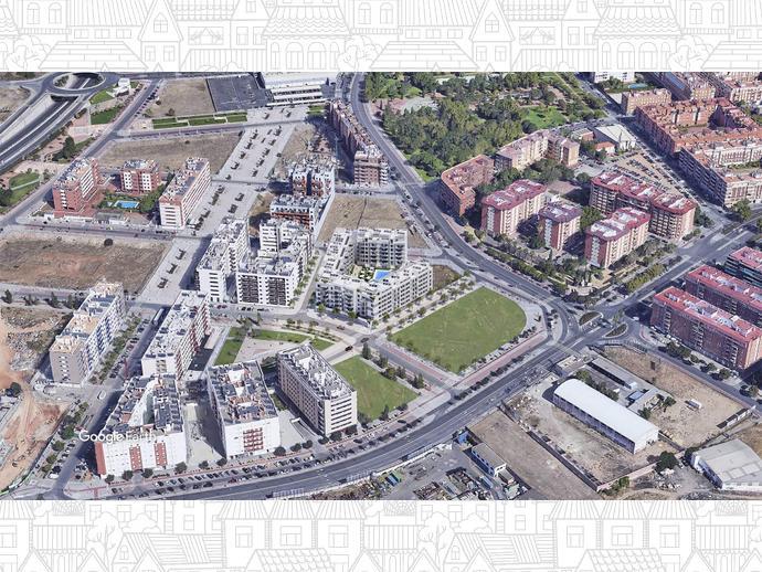 Foto 4 von Strasse Escritora carmen de burgos , 11 / Ciudad Jardín - Zoco, Poniente-Sur ( Córdoba Capital)