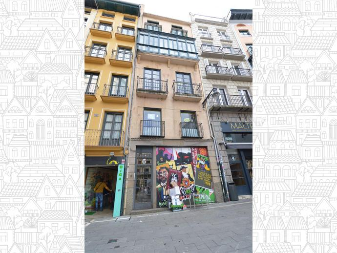 Foto 1 de Casco Antiguo ( Pamplona / Iruña)