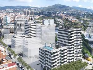 New home L'Hospitalet de Llobregat
