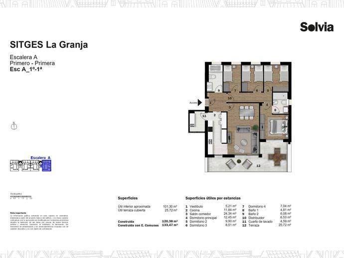 Foto 13 de C/ Escripto Josep Roig Raventós Nº 28 ,  / Can Girona - Terramar - Vinyet, Sitges ciudad (Sitges)