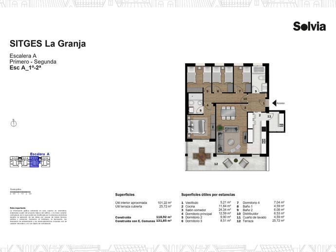 Foto 14 de C/ Escripto Josep Roig Raventós Nº 28 ,  / Can Girona - Terramar - Vinyet, Sitges ciudad (Sitges)