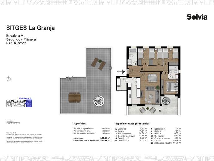 Foto 15 de C/ Escripto Josep Roig Raventós Nº 28 ,  / Can Girona - Terramar - Vinyet, Sitges ciudad (Sitges)