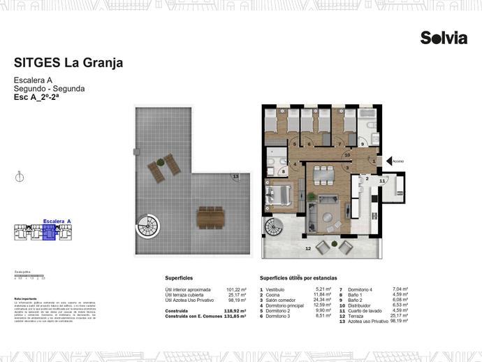 Foto 16 de C/ Escripto Josep Roig Raventós Nº 28 ,  / Can Girona - Terramar - Vinyet, Sitges ciudad (Sitges)