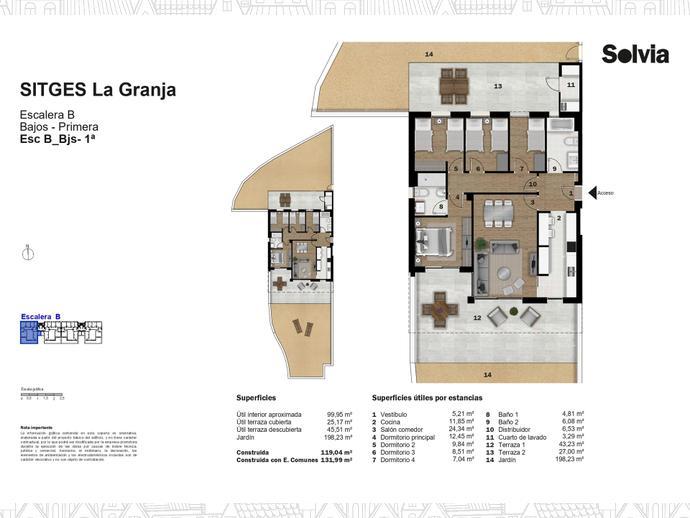 Foto 17 de C/ Escripto Josep Roig Raventós Nº 28 ,  / Can Girona - Terramar - Vinyet, Sitges ciudad (Sitges)