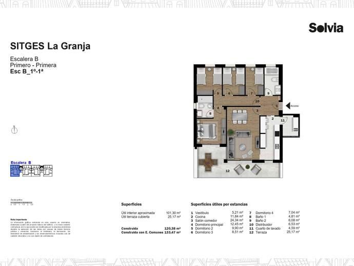 Foto 19 de C/ Escripto Josep Roig Raventós Nº 28 ,  / Can Girona - Terramar - Vinyet, Sitges ciudad (Sitges)