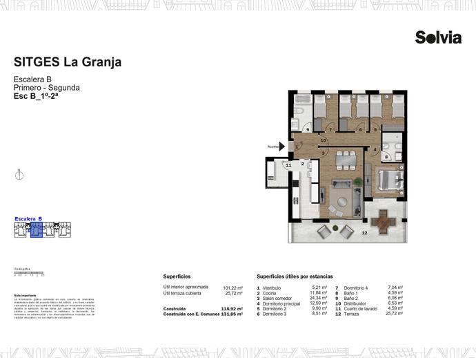 Foto 20 de C/ Escripto Josep Roig Raventós Nº 28 ,  / Can Girona - Terramar - Vinyet, Sitges ciudad (Sitges)