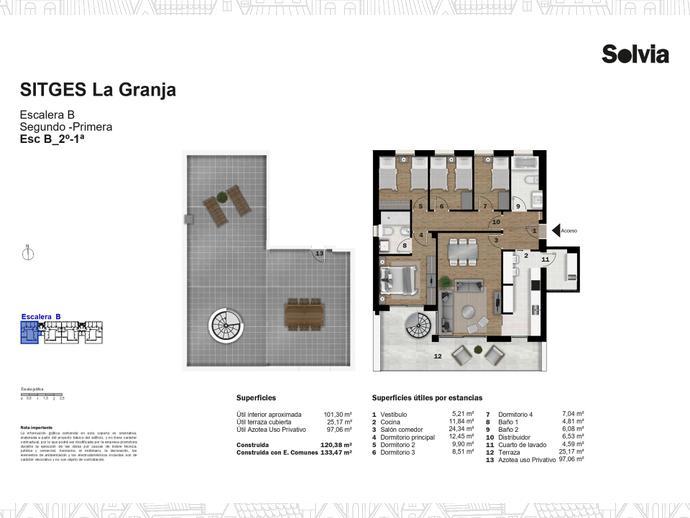 Foto 21 de C/ Escripto Josep Roig Raventós Nº 28 ,  / Can Girona - Terramar - Vinyet, Sitges ciudad (Sitges)