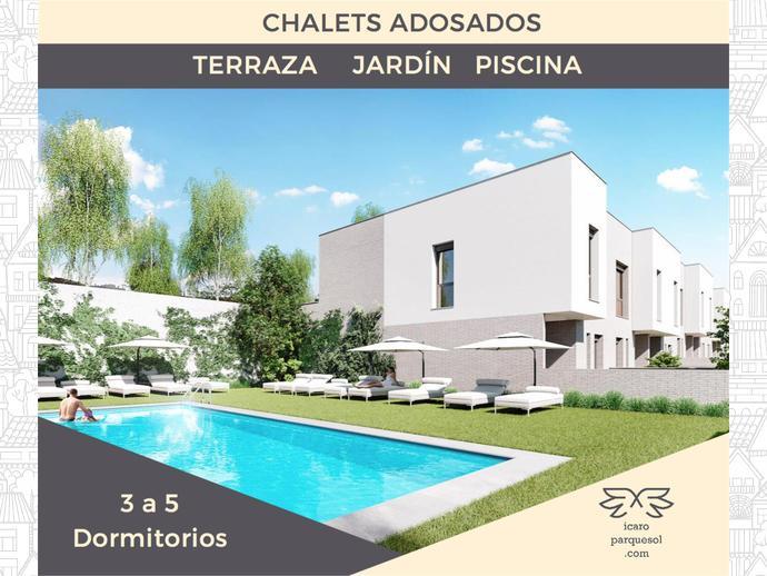 Foto 3 von Strasse Matín Santos Romero, 140 / Parquesol (Valladolid Capital)
