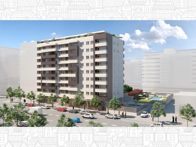 Foto 2 de Avinguda Juan XXIII, 34 / Barrio de Benicalap, Benicalap ( Valencia Capital)