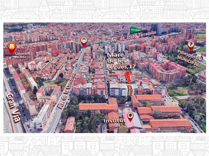 Foto 2 von Strasse MARE DE LES AIGËS, 17 / Concòrdia, Concòrdia - Can Rull (Sabadell)