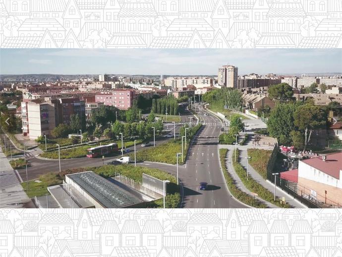 Foto 3 von Boulevard Manuel Rodriguez Ayuso, 42 / Oliver-Valdefierro ( Zaragoza Capital)