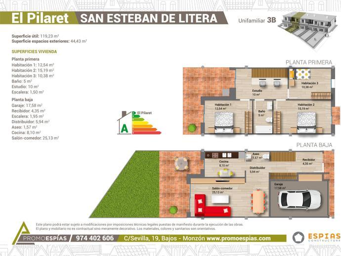 Photo 3 of Path COMUN, 3 / San Esteban de Litera