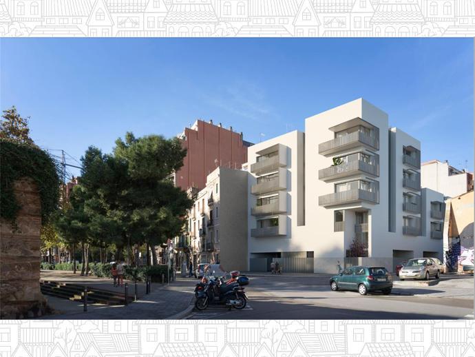 Foto 1 von Strasse Escoles, 10 / El Clot, Sant Martí ( Barcelona Capital)