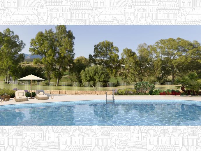 Foto 5 von Wohnsiedlung Estepona Golf, 208 / Centro Urbano, Estepona Centro (Estepona)