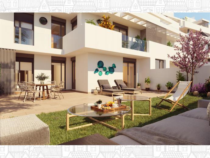 Foto 11 von Wohnsiedlung Estepona Golf, 208 / Centro Urbano, Estepona Centro (Estepona)