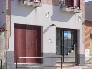 Neubau Santo Domingo-caudilla
