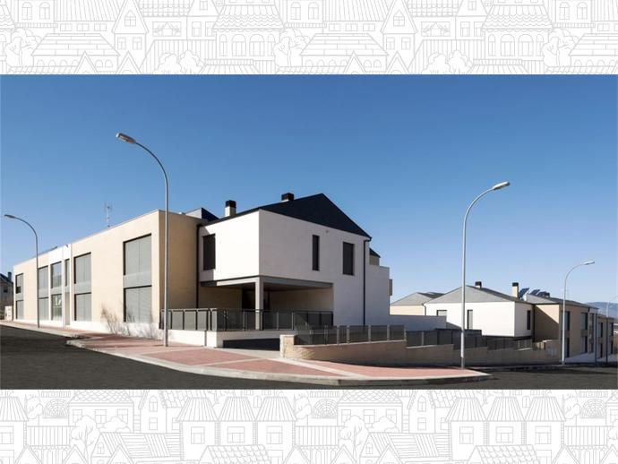 Foto 1 de  Calle Camino de la Guija,  / Villalba Pueblo (Collado Villalba)
