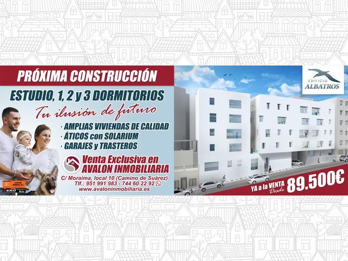 Foto 1 de Carrer Pacheco, 7 / Perchel Norte - La Trinidad, Centro (Málaga Capital)