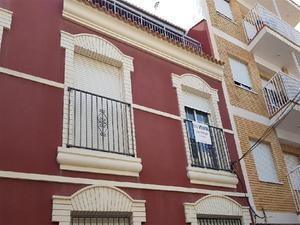 Obra nueva Los Alcázares
