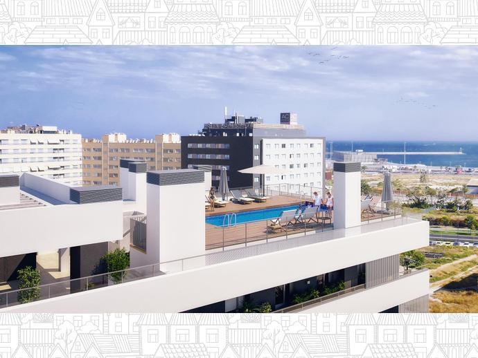 Foto 2 von Benalúa, Benalúa - Babel (Alicante / Alacant)