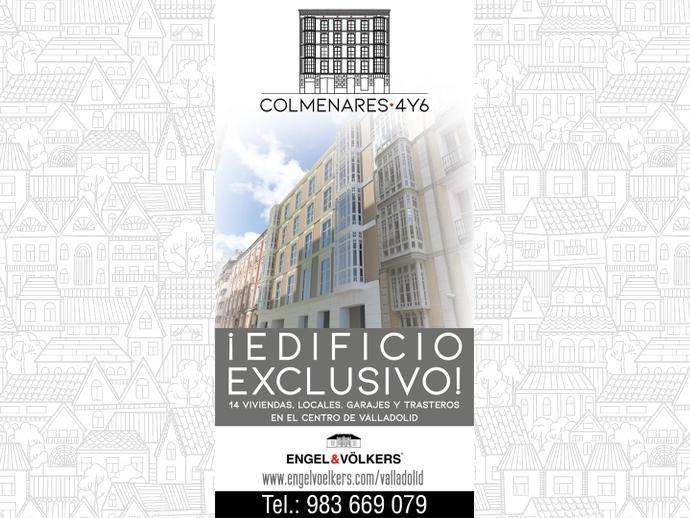 Foto 12 von Strasse Colmenares, 47 / Campo Grande (Valladolid Capital)
