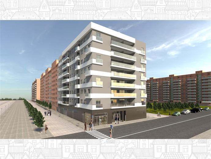 Foto 1 von Strasse Vicent Miguel Carceller / Malilla, Quatre Carreres ( Valencia Capital)