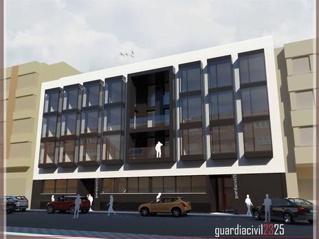 Obra nueva en venta en Llanos de Albacete