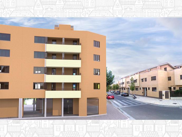 Foto 2 von Strasse Antonio Fernandez Molina, 2 / Santa Isabel - Movera ( Zaragoza Capital)