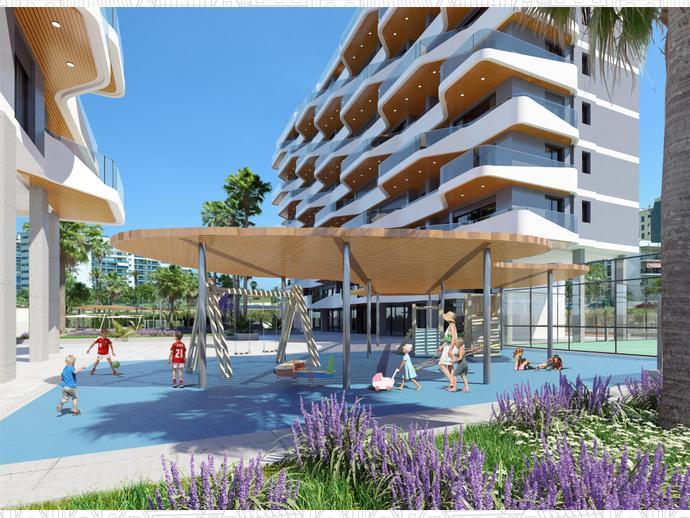 Foto 1 von Strasse Maestro José Garberí Serrano, 1 / Playas, Alicante ciudad (Alicante / Alacant)