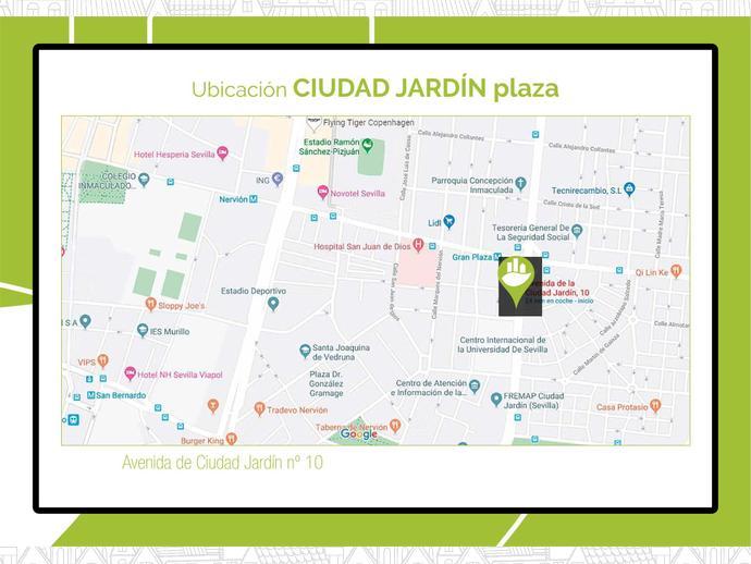 Photo 3 of Avenue de la Ciudad Jardín, 10 / Ciudad Jardín, Nervión ( Sevilla Capital)