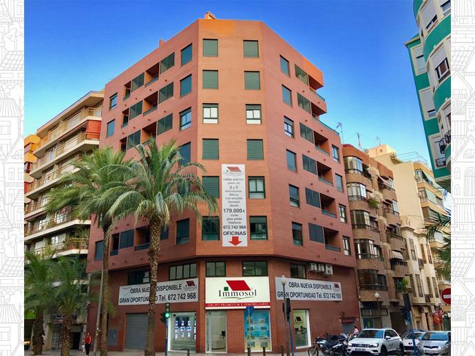 Foto 1 von Boulevard Benito Perèz Galdós, 13 / Mercado, Centro (Alicante / Alacant)