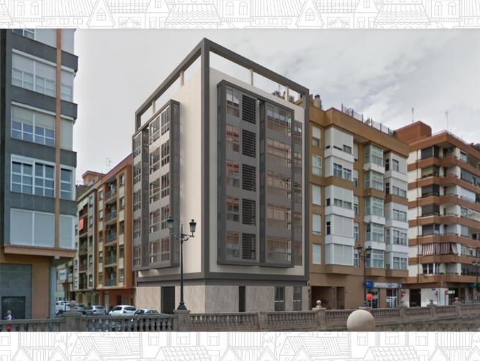 Foto 1 von Boulevard Doctor Pesset Aleixandre, 29 / La Seu, Ciutat Vella ( Valencia Capital)