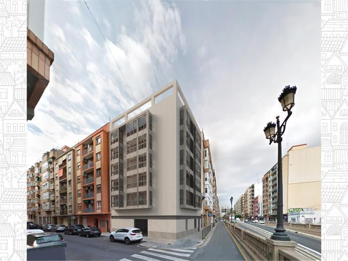 Foto 2 von Boulevard Doctor Pesset Aleixandre, 29 / La Seu, Ciutat Vella ( Valencia Capital)