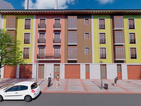 Obra nueva en venta en León Provincia